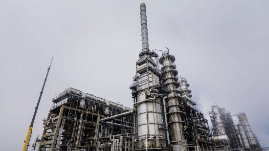 原油周五收跌创两周以来新低